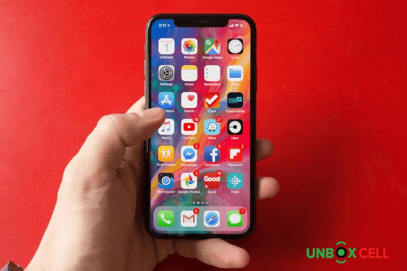 Enjoy the best app first: unbox cell