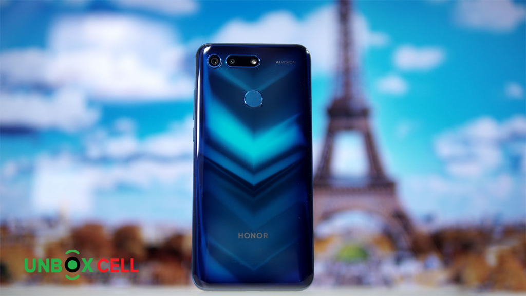 Honor View20: Unbox Cell