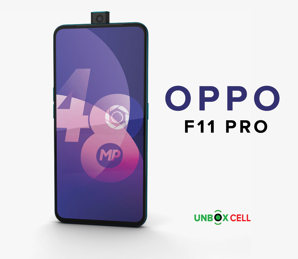 Oppo F11 Pro: Unbox Cell