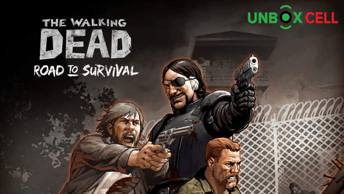 The Walking Dead: unbox cell