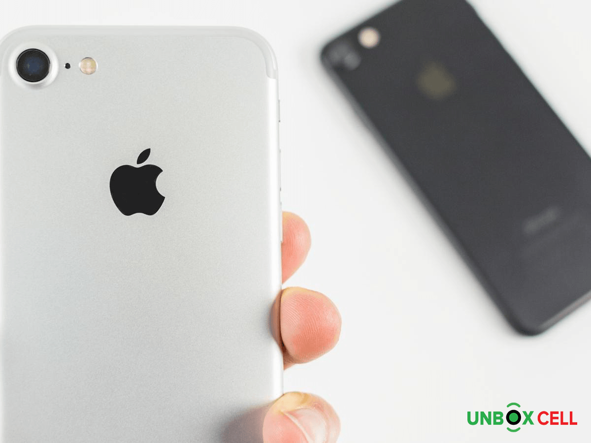 iPhones hold their value:unbox cell