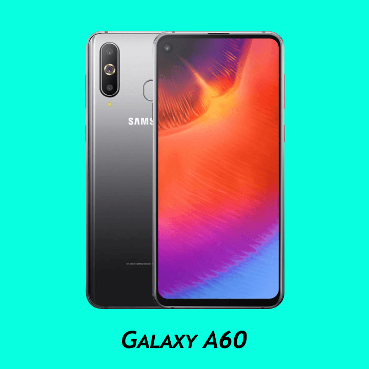 Galaxy A60-unbox cell