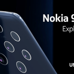 Nokia 9 Pure- unbox cell