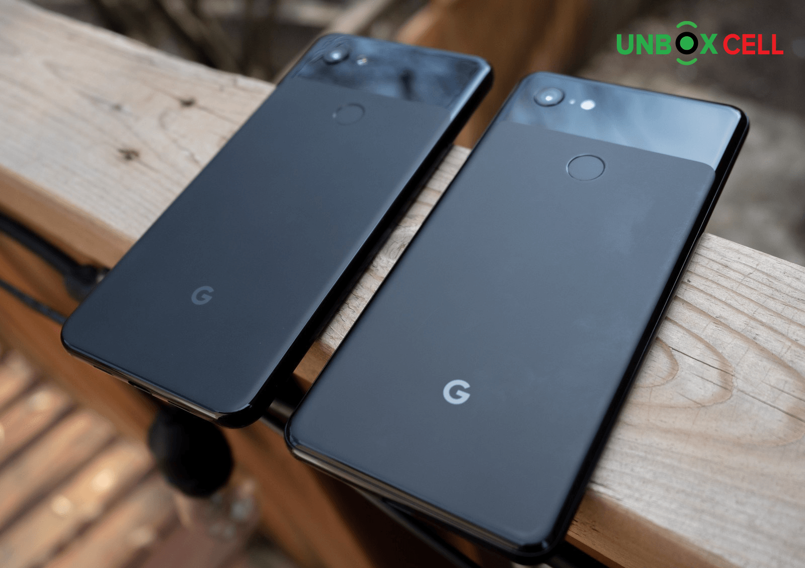 Google Pixel Pixel 3A and Pixel 3A XL- unbox cell