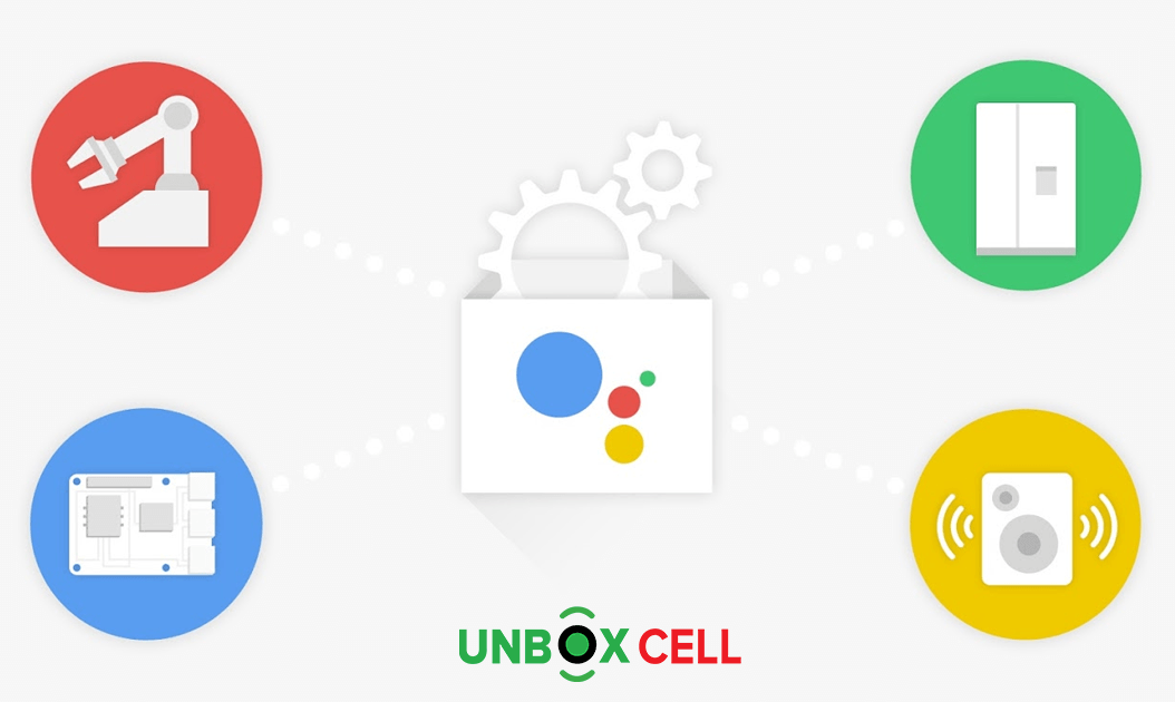 Google Assistant: unbox cell