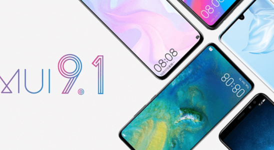 EMUI 9.1- unbox cell