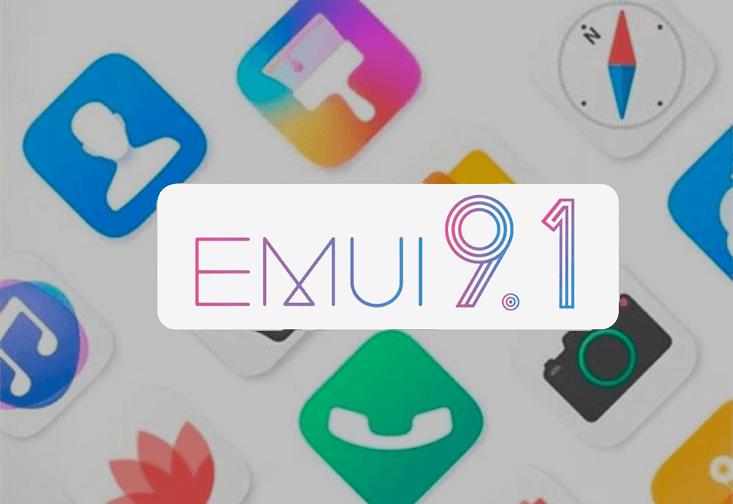 EMUI 9.1 OS