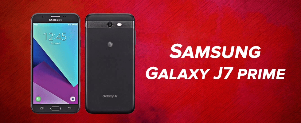 Samsung Galaxy J7 prime- unbox cell