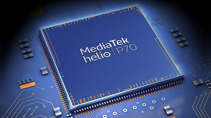 Mediatek Helio p70- unbox cell