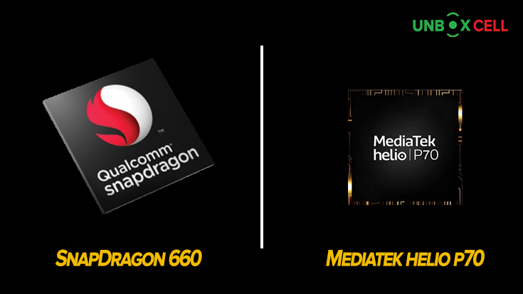 Mediatek Helio p70 vs snapdragon 660