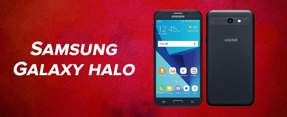 Samsung Galaxy halo- unbox cell