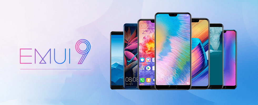 emui 9.0 : unbox cell