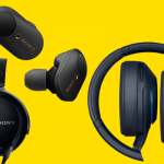 9 Premium Sony headphones: unbox cell
