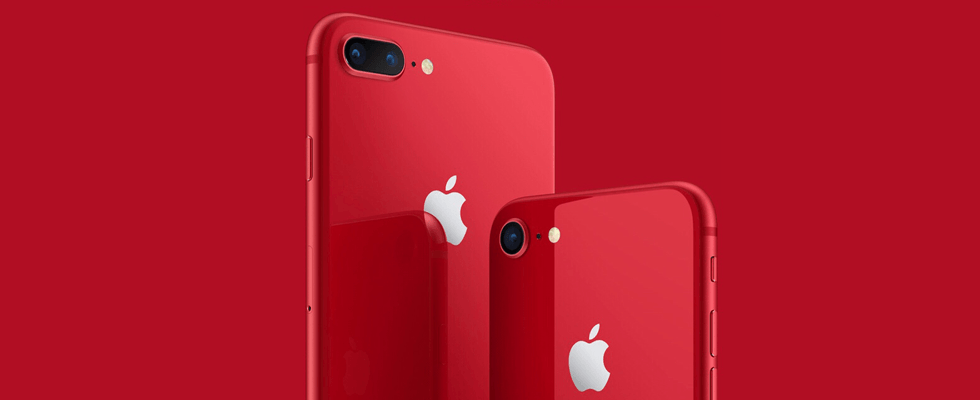 Red iPhone 7 and iPhone 7 plus - unbox cell