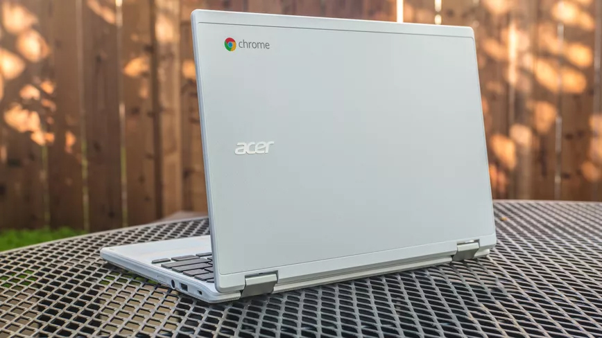 Acer Chromebook R11: unbox cell
