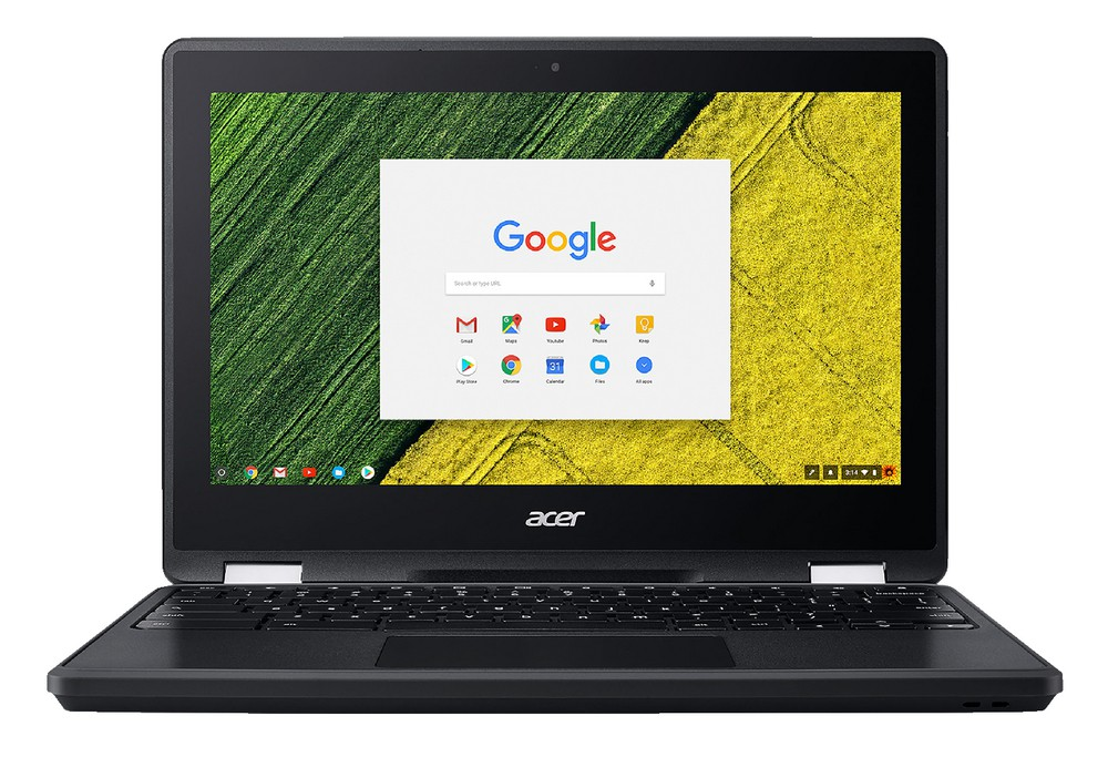 Acer Chromebook Spin 11: unbox cell