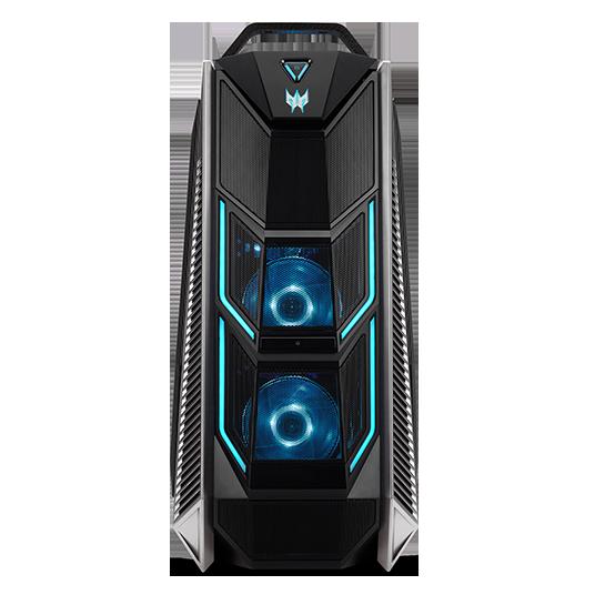 Acer Predator PO9-900: unbox cell