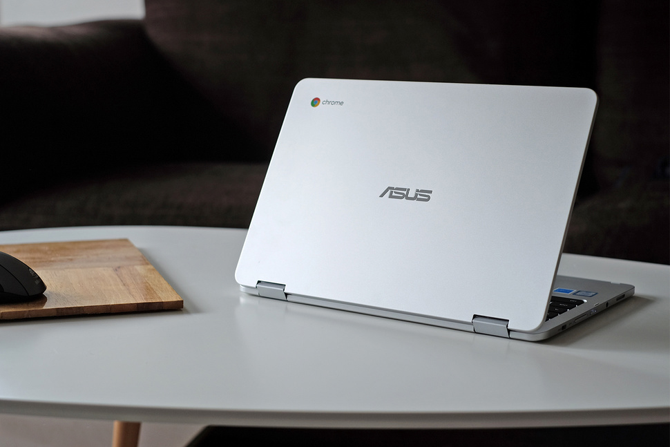 Asus Chromebook Flip- unbox cell