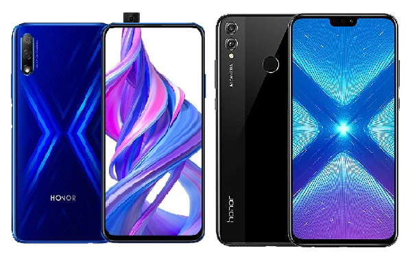 HONOR-9X Vs Honor 8X- unbox cell