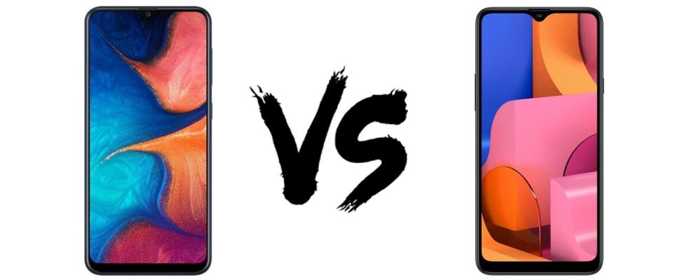 Samsung A20s vs Samsung A20- unbox cell