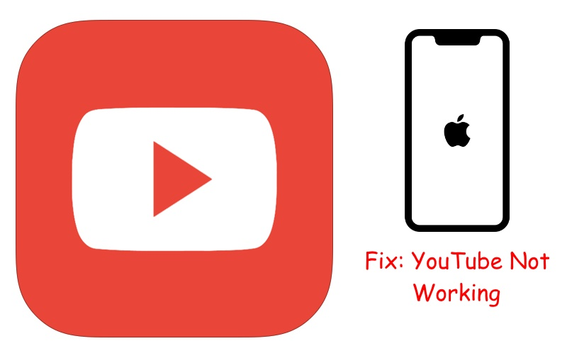 YouTube Not Working On iPhone- unbox cell