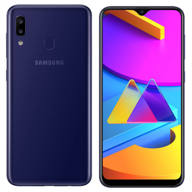 Samsung Galaxy M10s: unbox cell