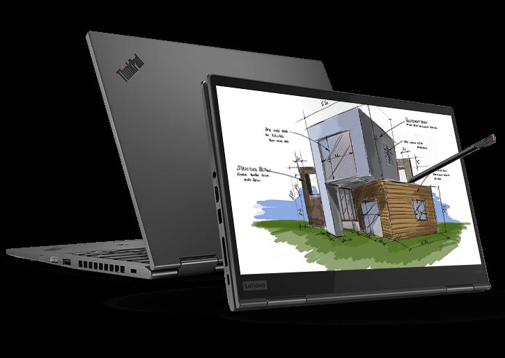 Lenovo ThinkPad X1 Yoga (4th Gen): unbox cell
