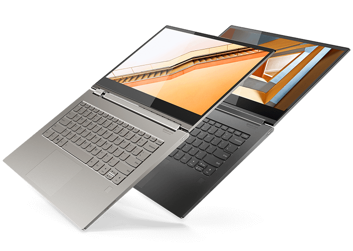 Lenovo Yoga C930: unbox cell