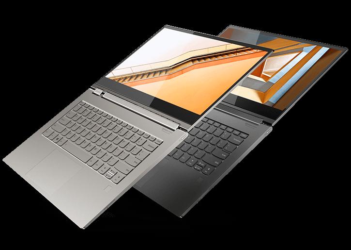 Lenovo Yoga C930: unbox cell