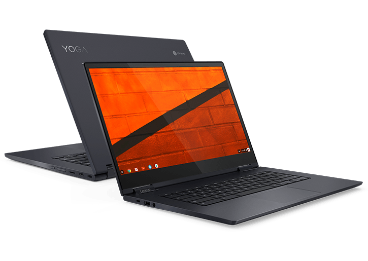 Lenovo Yoga Chromebook C630: unbox cell