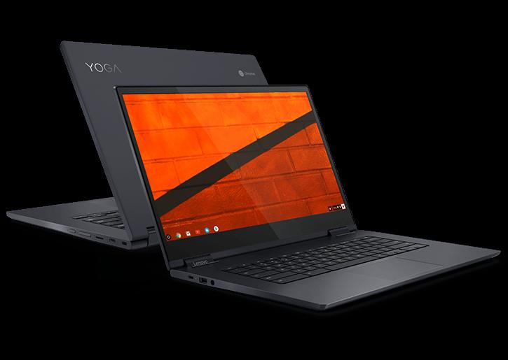 Lenovo Yoga Chromebook C630: unbox cell