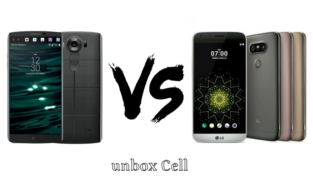 LG V10 vs LG G5 Which Is Best?