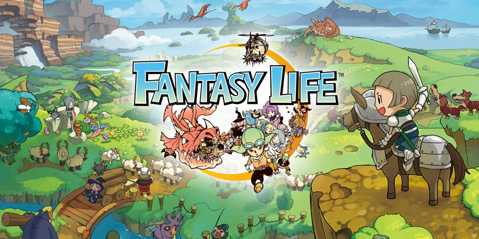 Fantasy Life: unbox cell