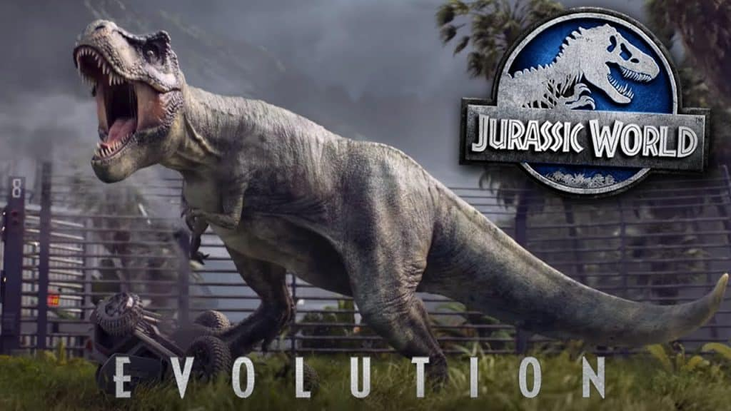 Jurassic World Evolution: unbox cell
