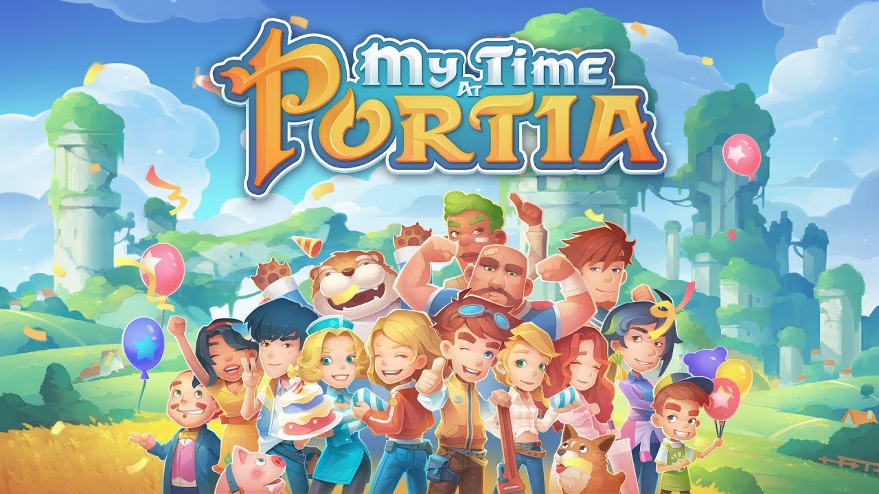 My Time at Portia: unbox cell