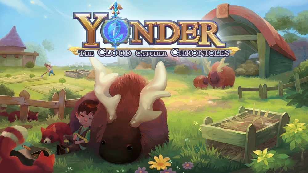 Yonder: The Cloud Catcher Chronicles: unbox cell