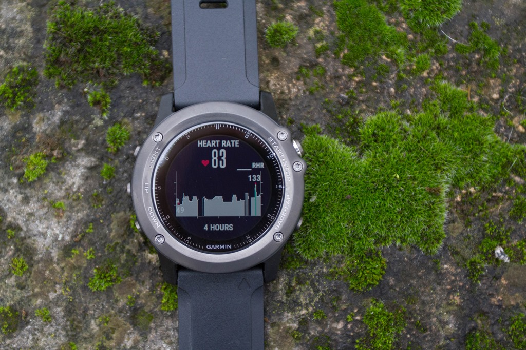 Garmin Fenix 3 HR: unbox cell