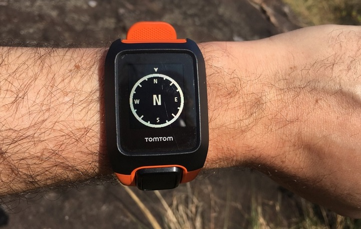 TomTom Adventurer GPS: unbox cell