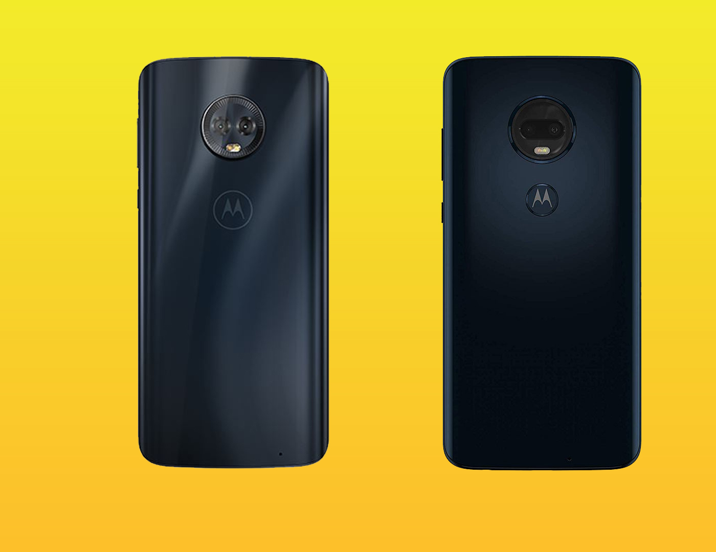 Comparison of Moto G6 vs Moto G7 camera: nonstop wishes