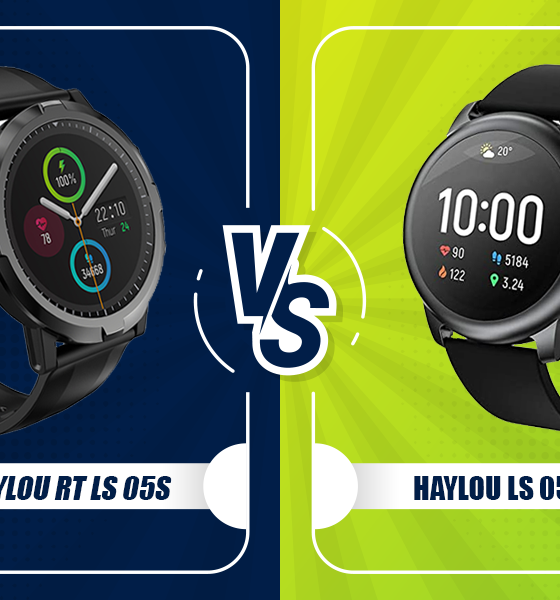Haylou RT LS 05s vs. Haylou LS 05
