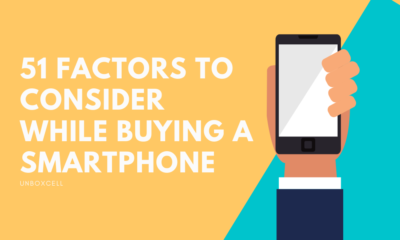 51 factors to consider while buying a smartphone