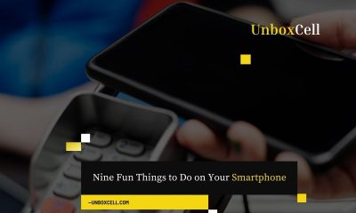 Nine Fun Things to Do on Your Smartphone